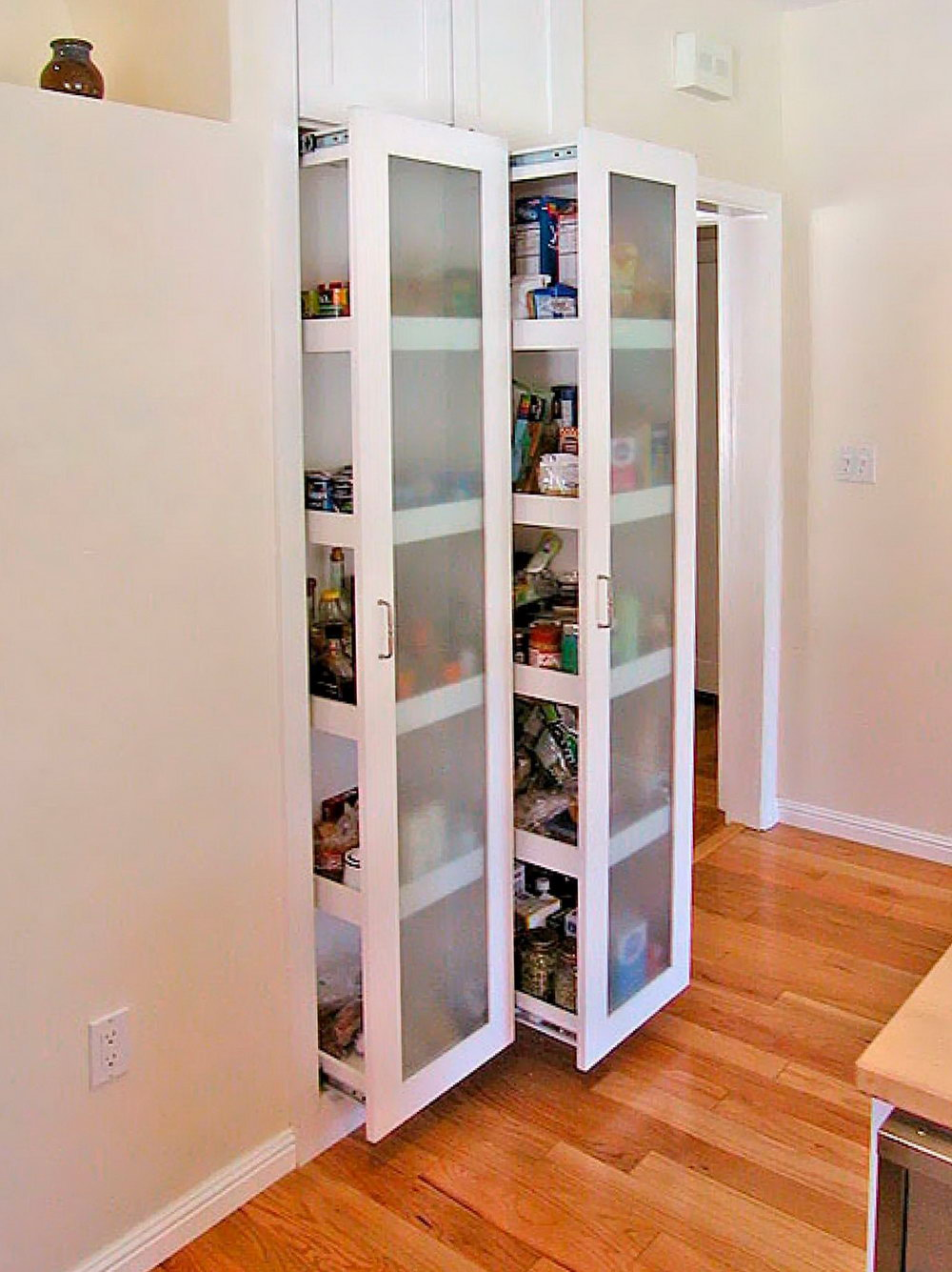 Pull Out Shelves For Pantry Closet