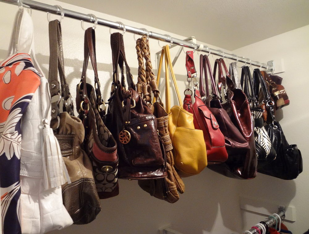 Purse Hooks For Closet