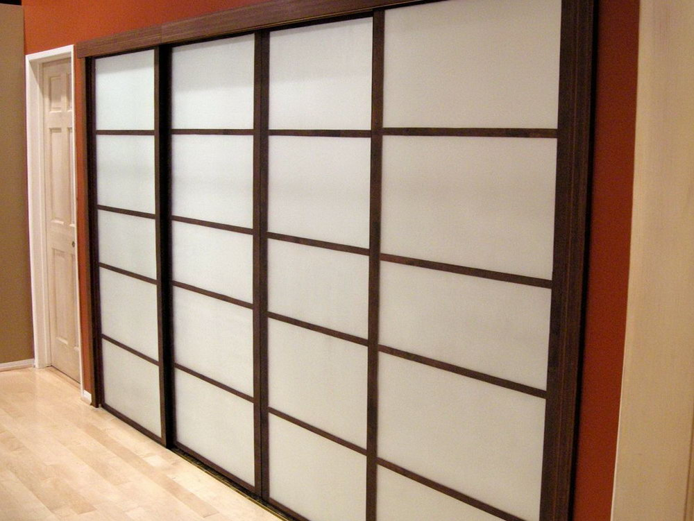 Replacing Bifold Closet Doors With French Doors