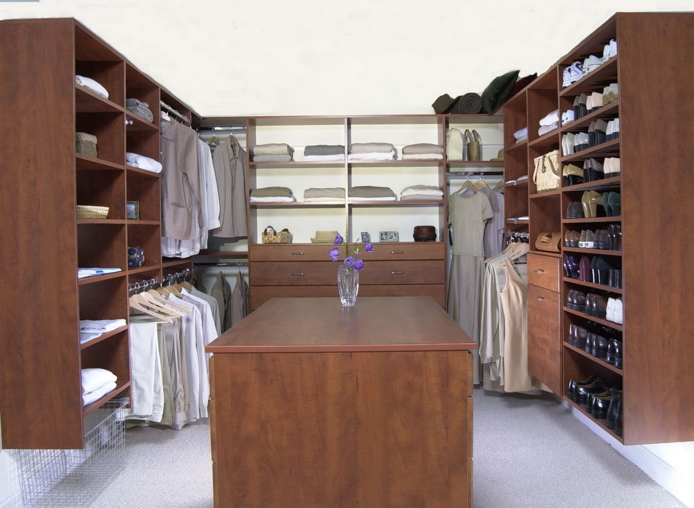Shelving Ideas For Walk In Closets