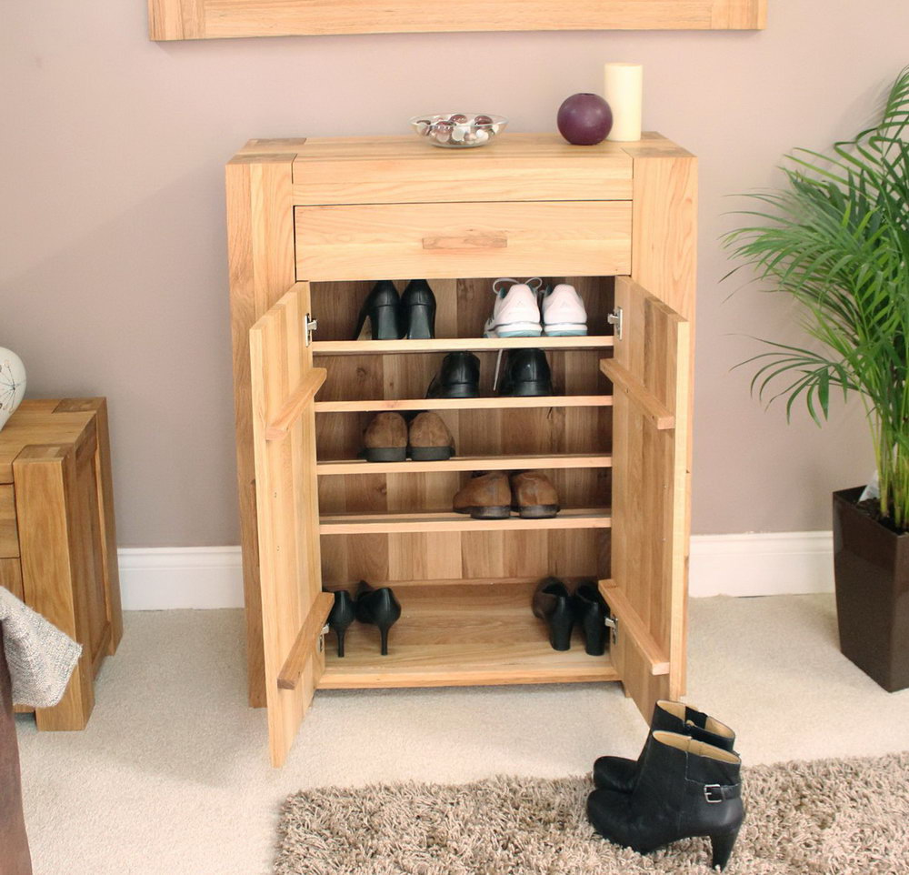 Shoe Storage Cabinet Ideas