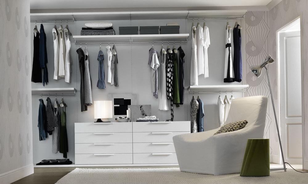 Simple Closet Organization Ideas