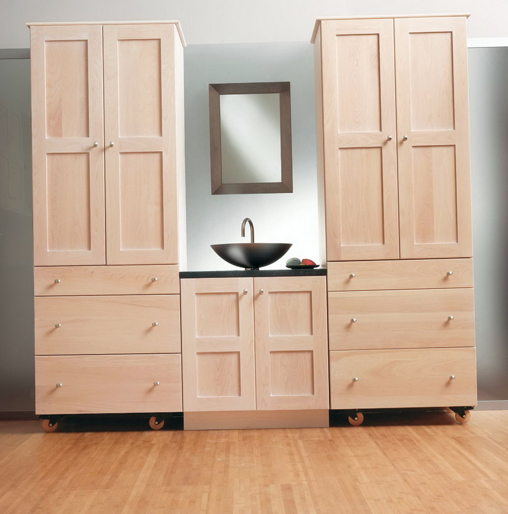 Small Bathroom Cabinet Storage Ideas