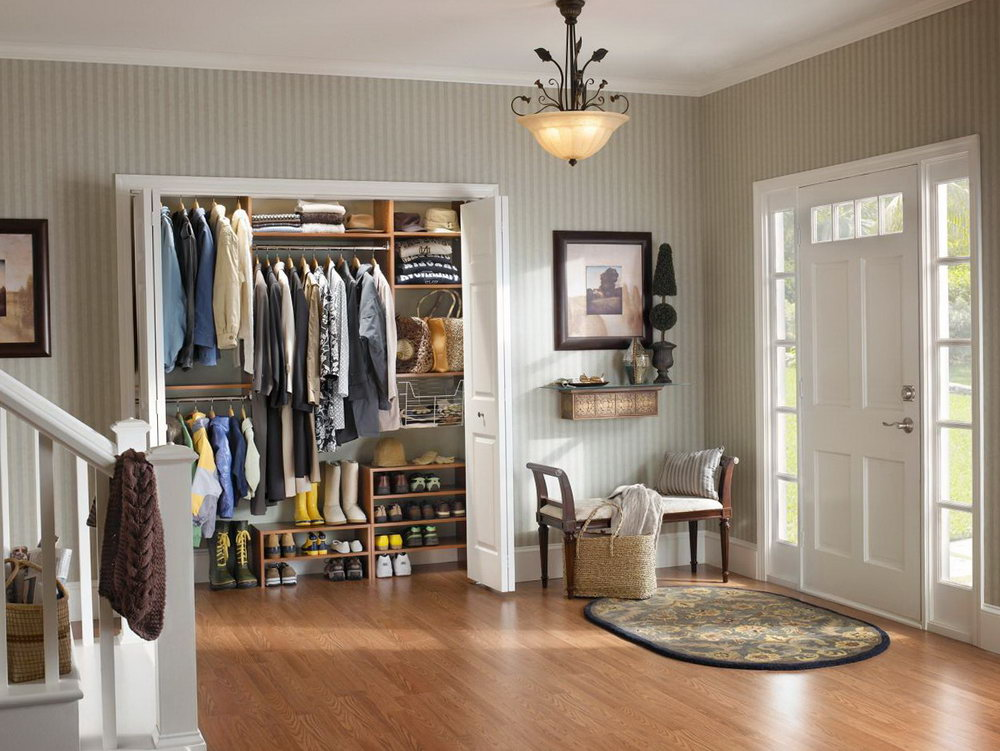 Small Closet Renovation Ideas