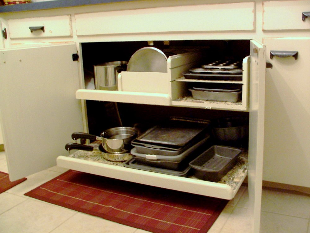 Small Kitchen Cabinet Storage Ideas
