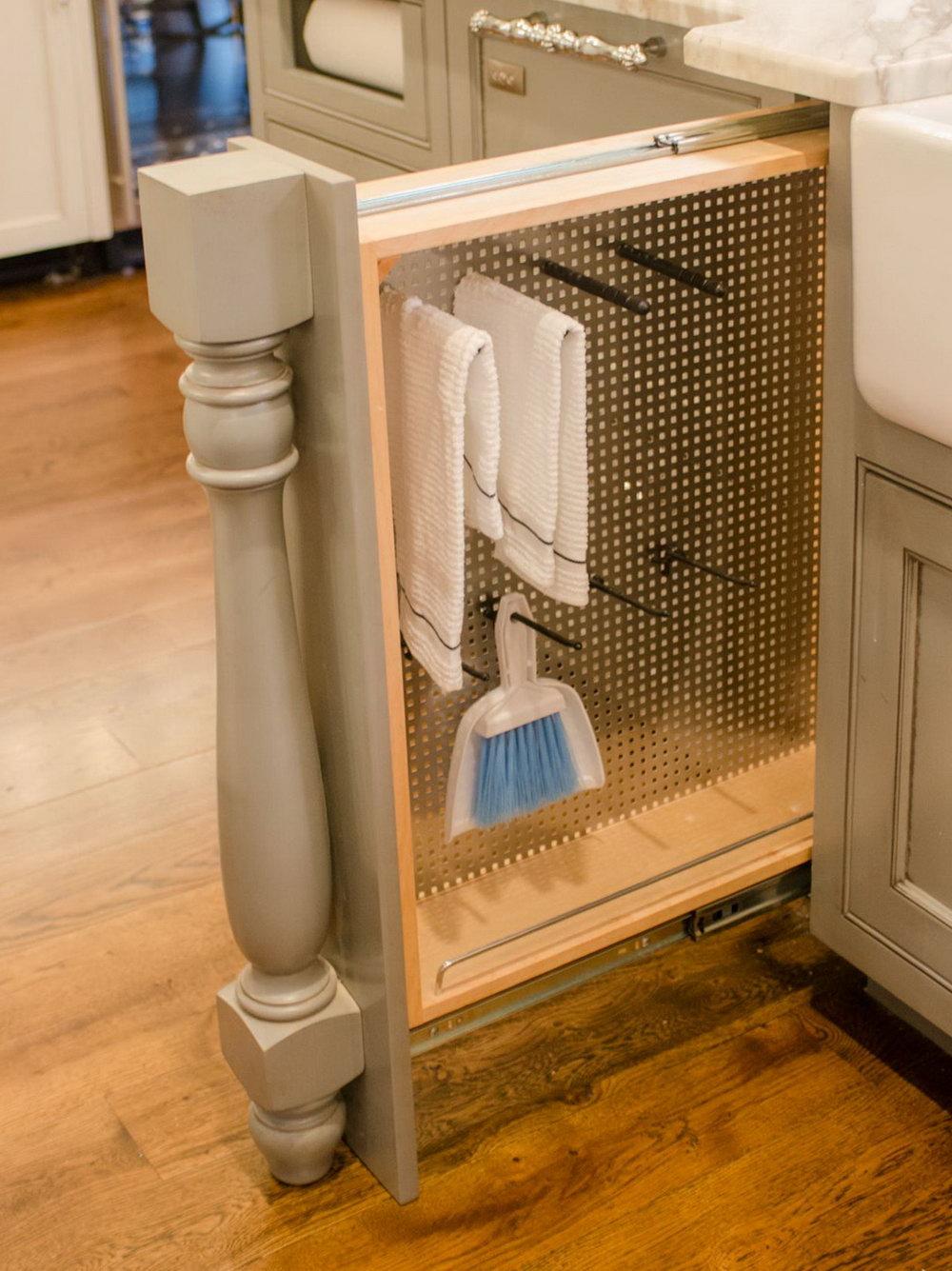 Small Kitchen Cabinets Storage