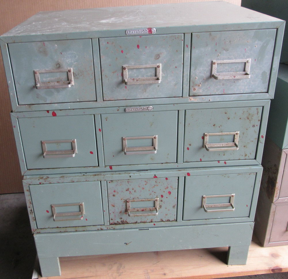 Small Parts Storage Cabinets With Drawers