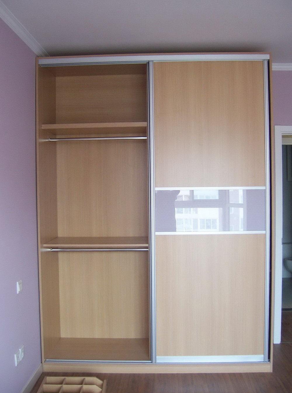 Small Space Closet Design