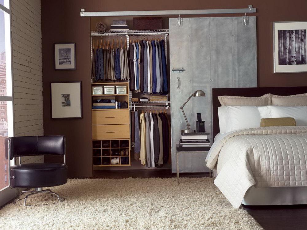 Small Space Closet Doors