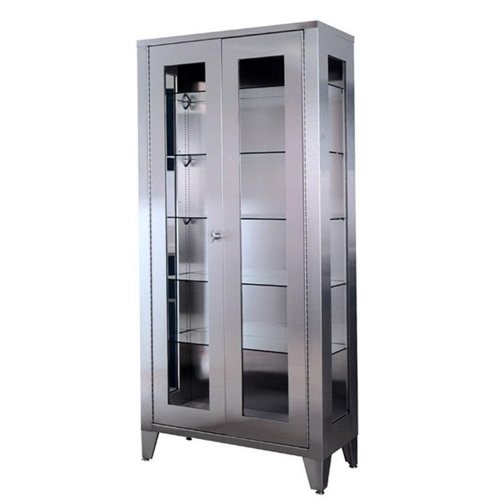 Steel Storage Cabinet With Lock