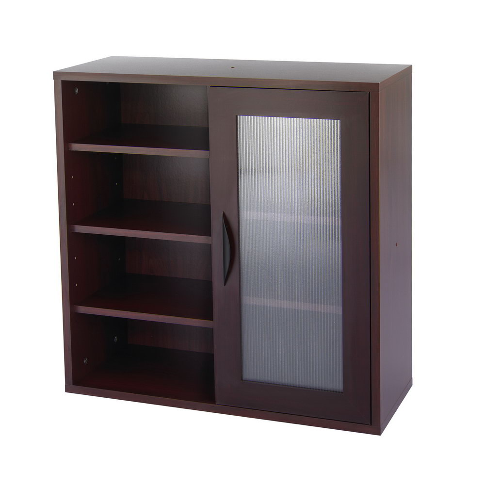 Storage Cabinet With Drawers And Doors