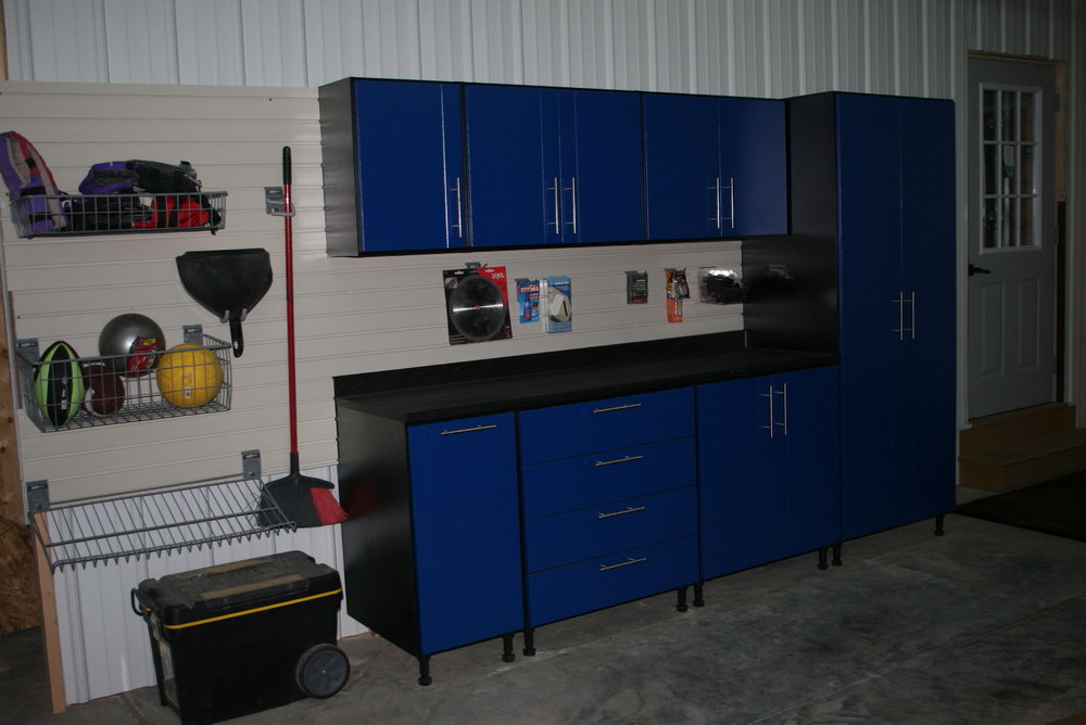 Storage Cabinets For Garage Or Basement