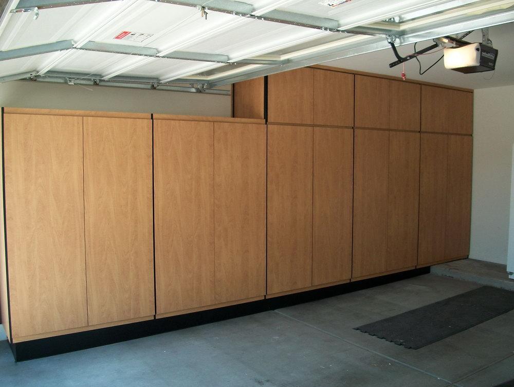 Storage Cabinets For Garage Plans