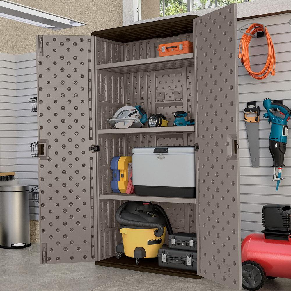 Suncast Storage Cabinets Garage