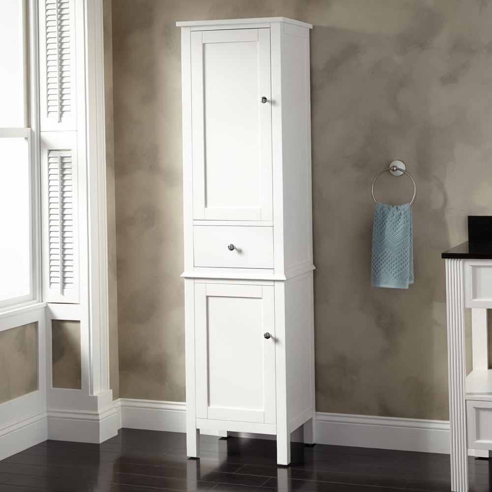Tall Narrow Storage Cabinet With Doors