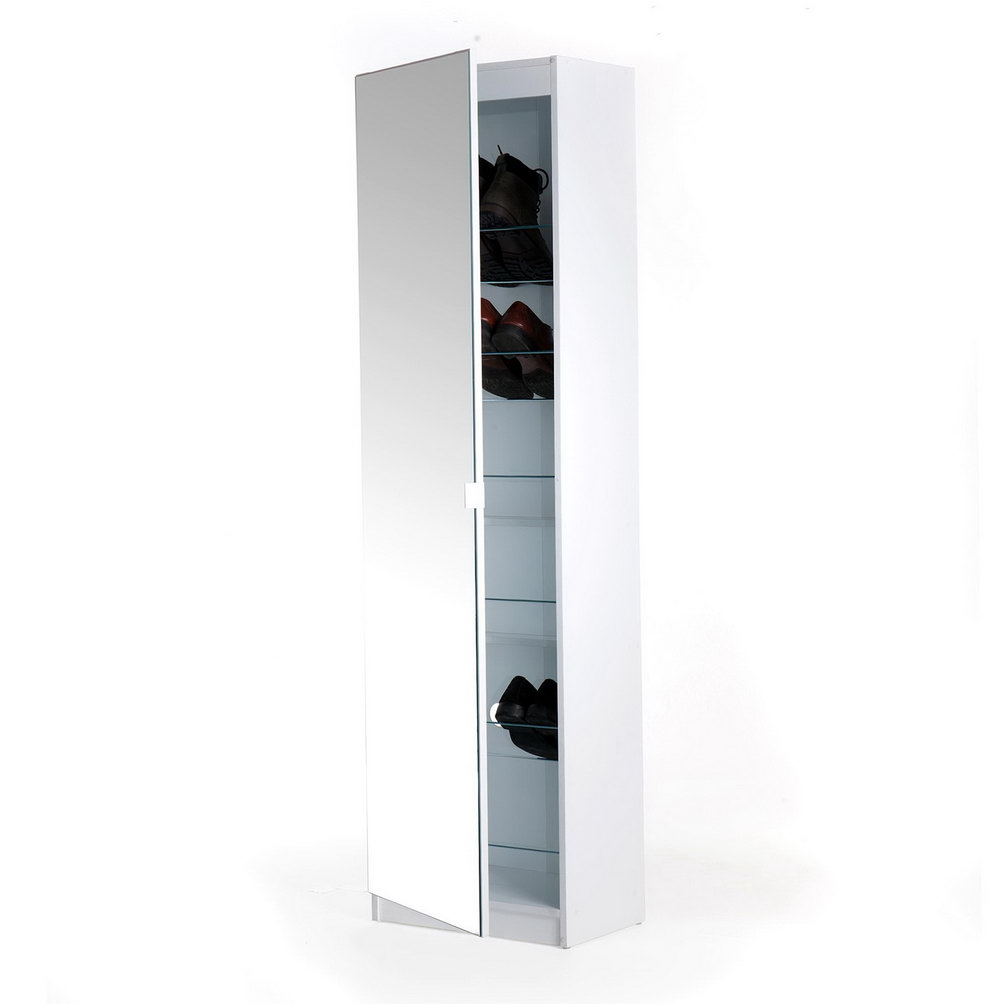 Tall Shoe Storage Cabinet