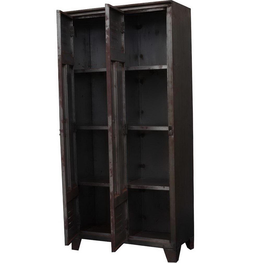 Vintage Industrial Storage Cabinets