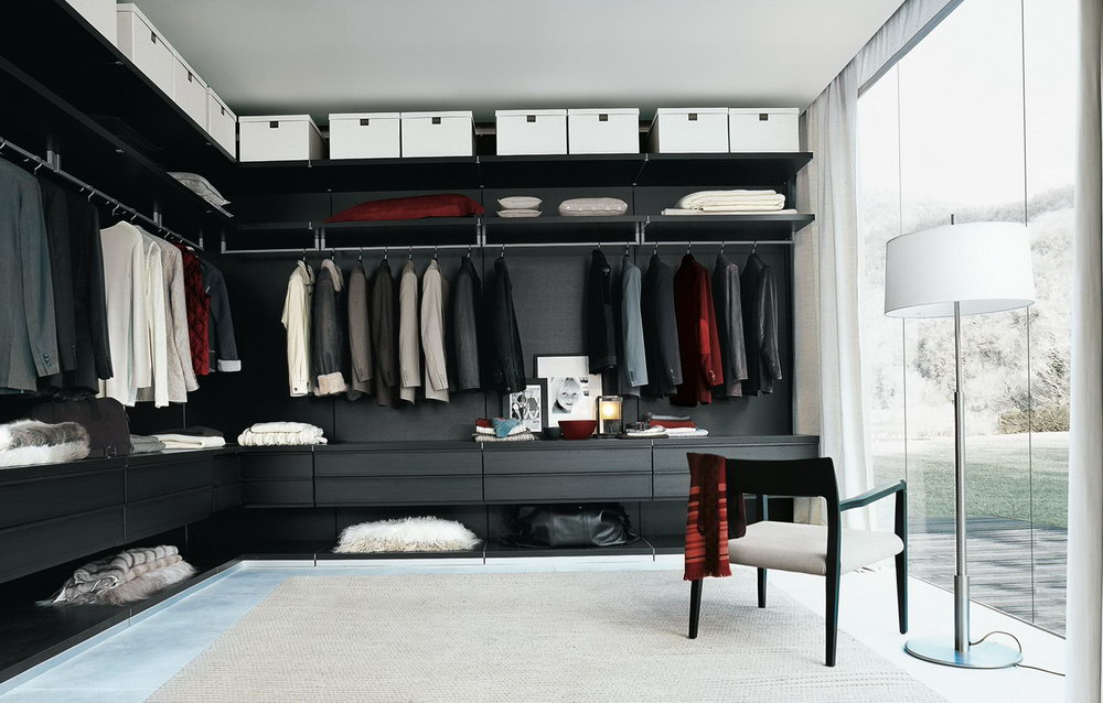 Walk In Closet Wardrobe Designs