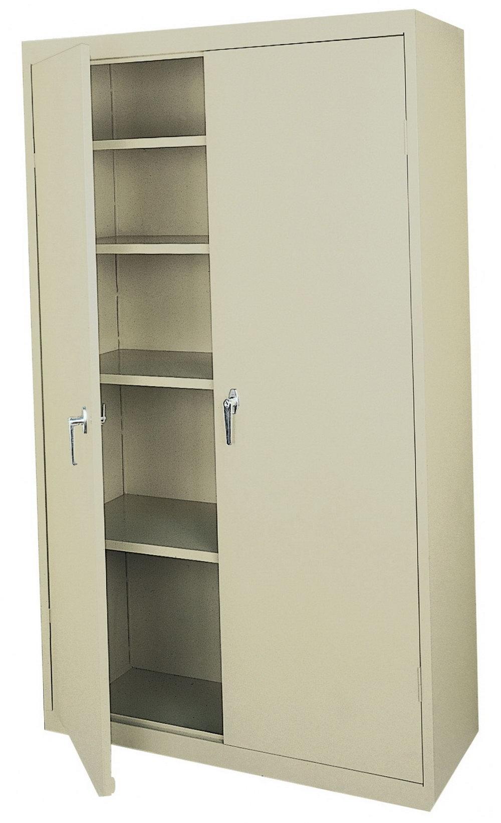 Wall Mounted Garage Storage Cabinets