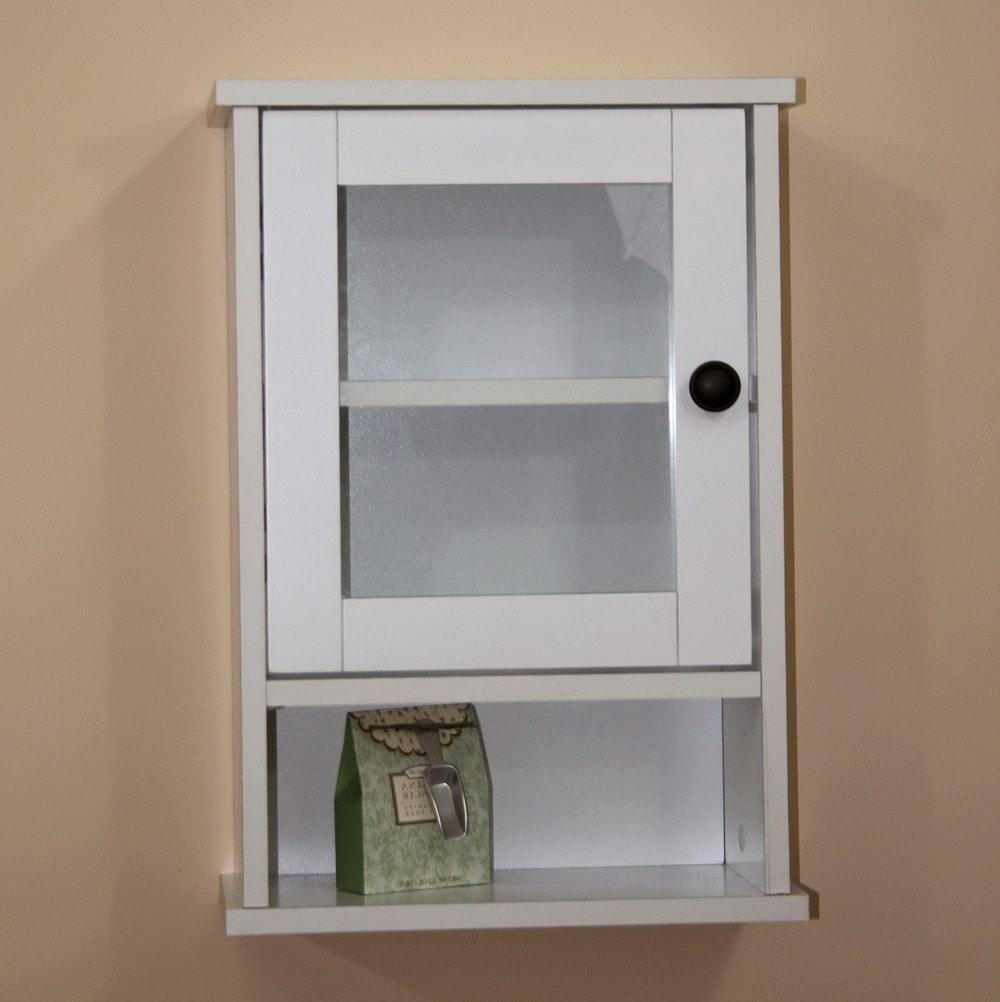 Wall Mounted Storage Cabinets Wood