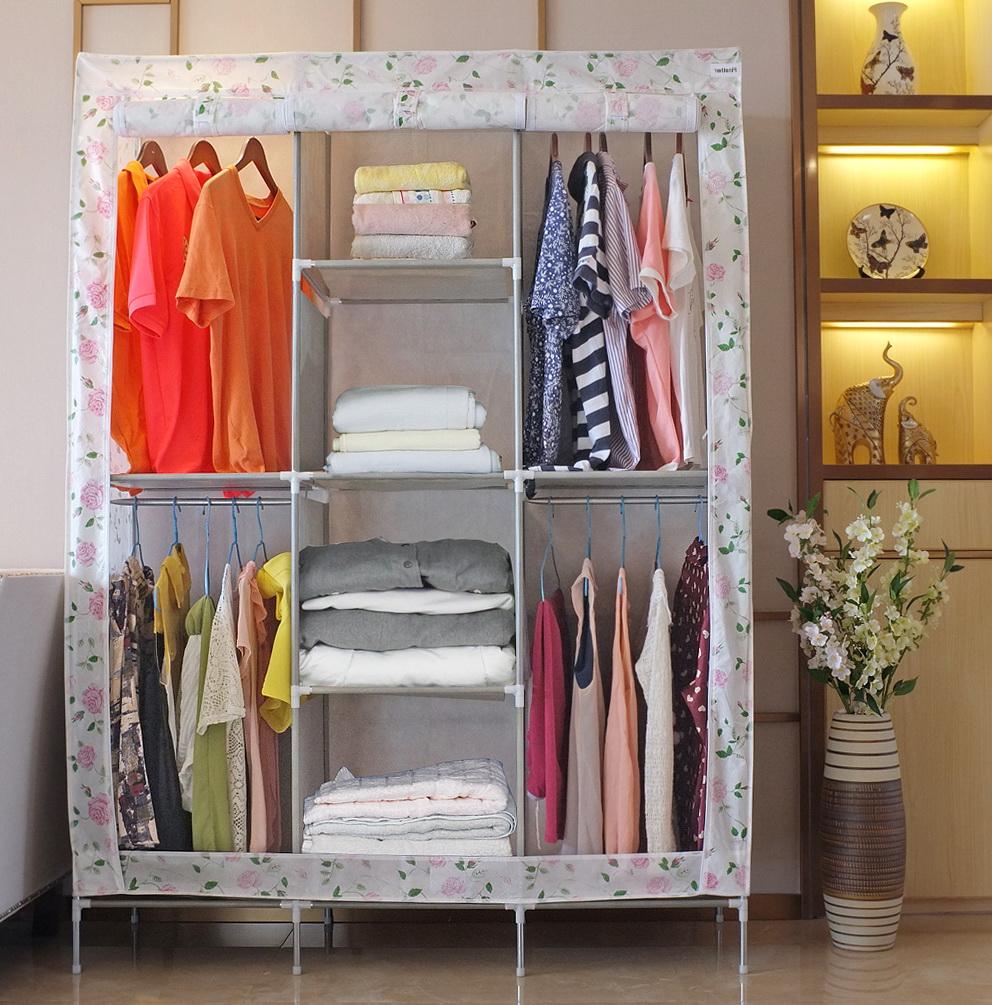 Whitmor Clothes Closet Instructions