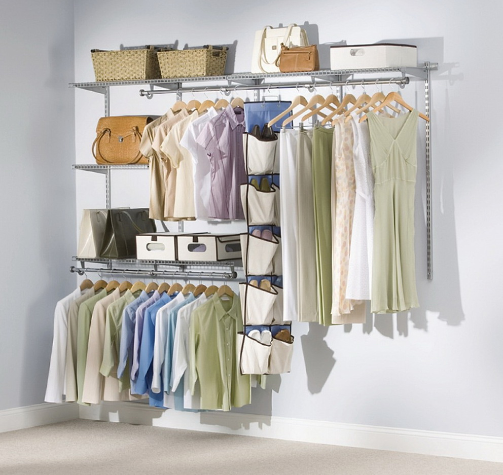 Wire Closet Systems Home Depot