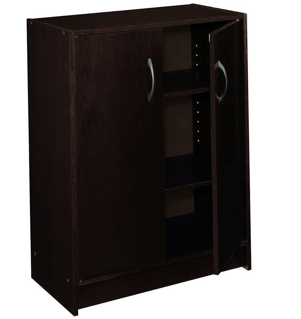 24 Storage Cabinet With Doors