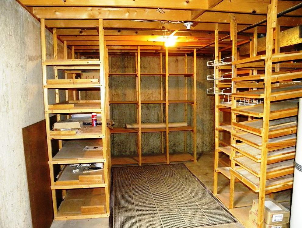 Basement Storage Cabinet Ideas