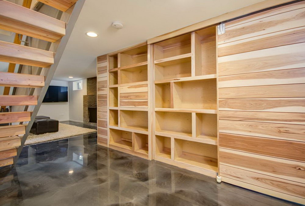 Basement Storage Cabinets With Doors
