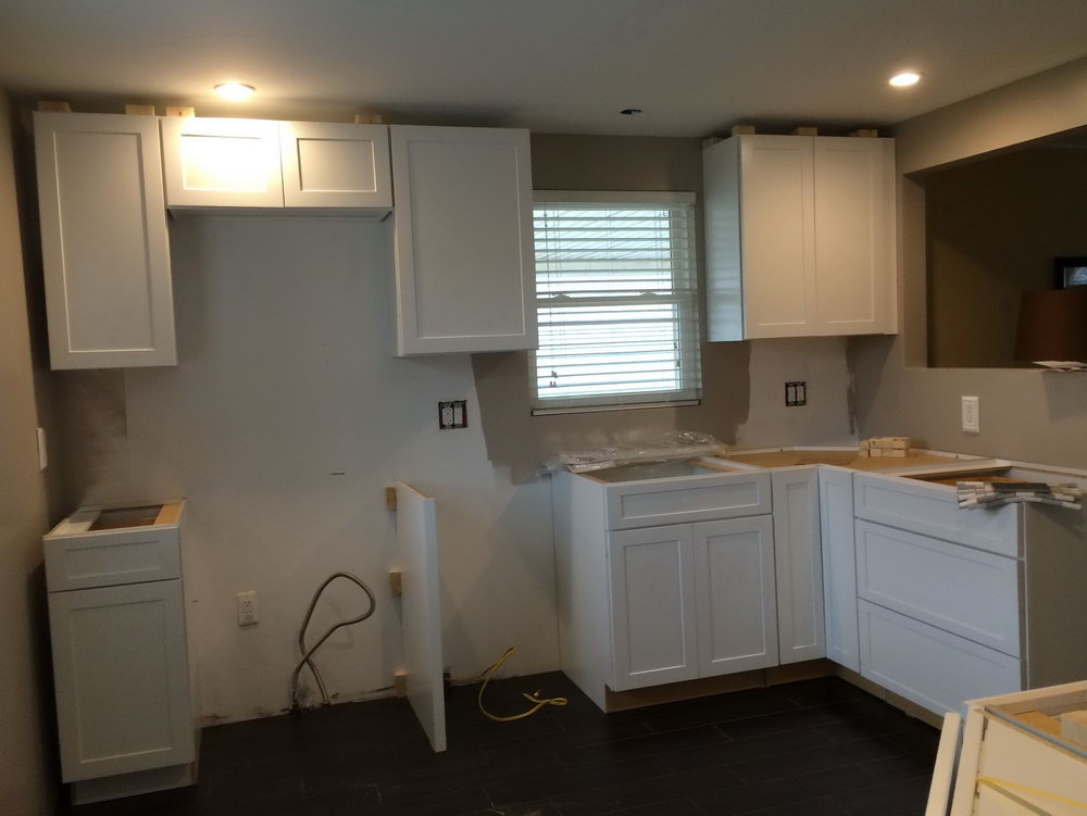 Beadboard Kitchen Cabinets Home Depot