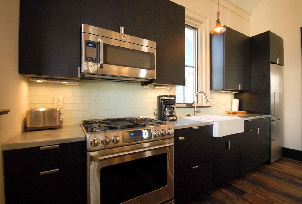 Black Kitchen Cabinets For Sale