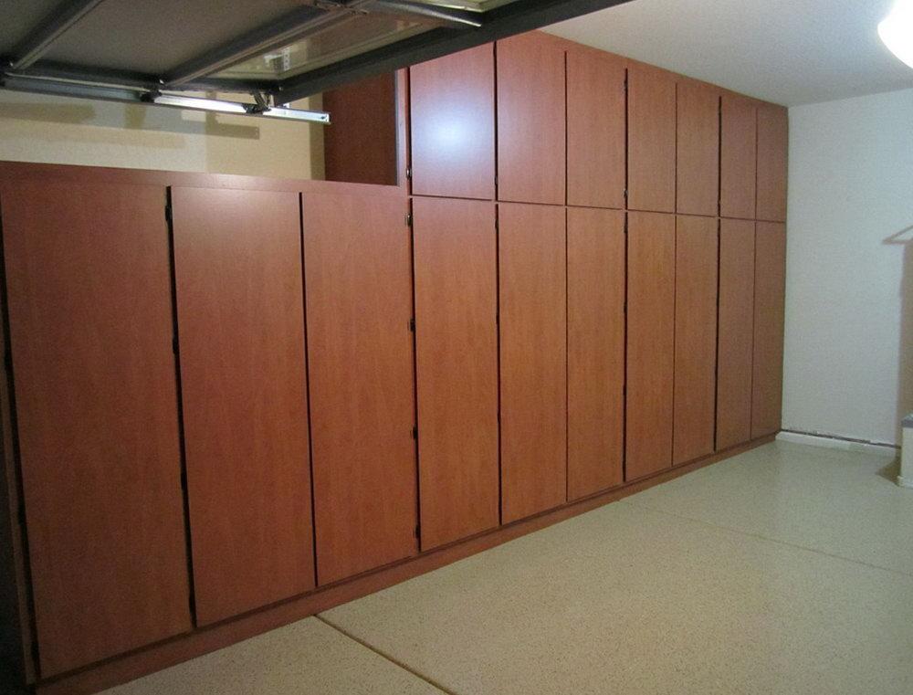Cabinet Door Storage Diy