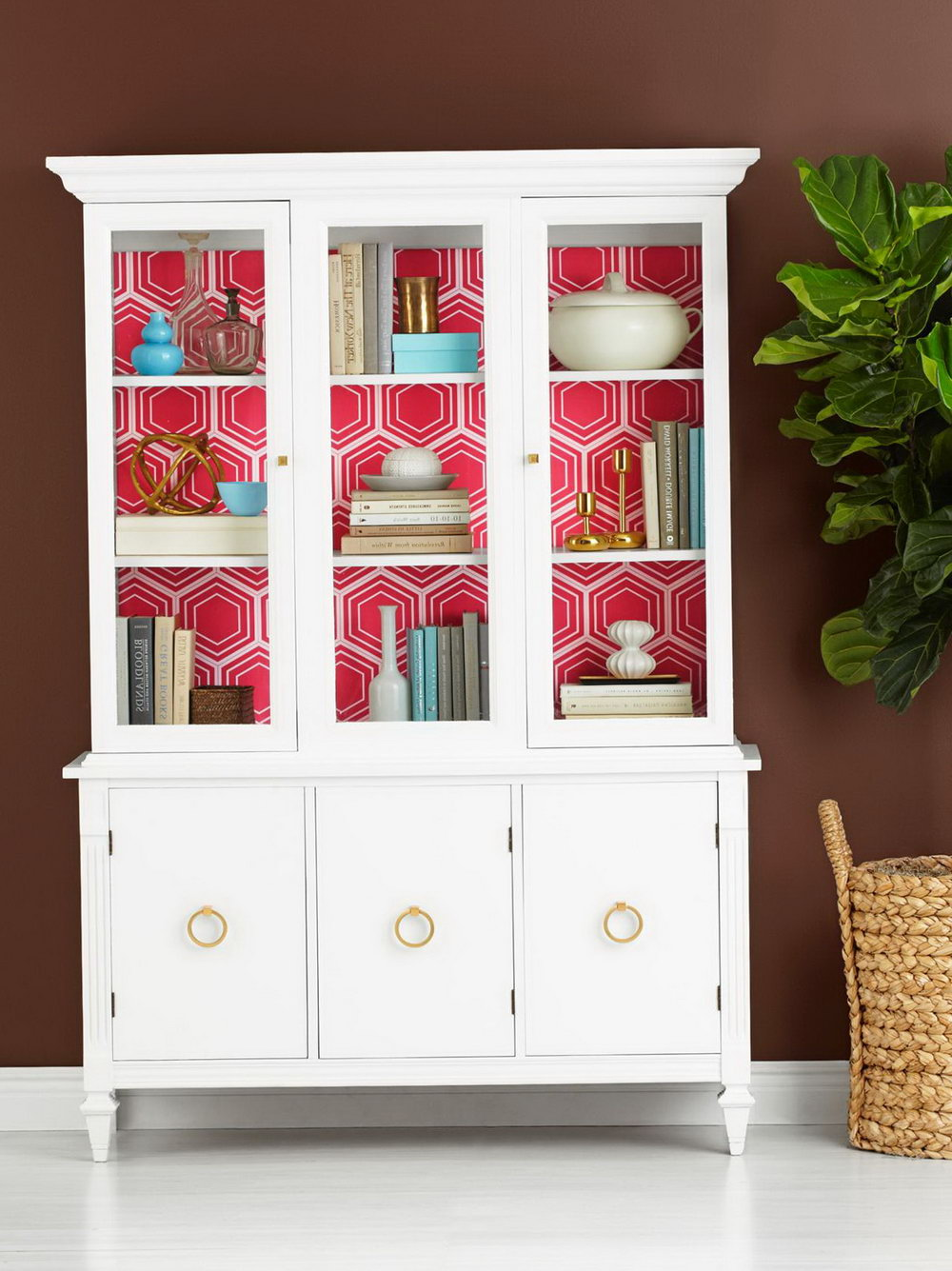China Cabinet Storage Ideas