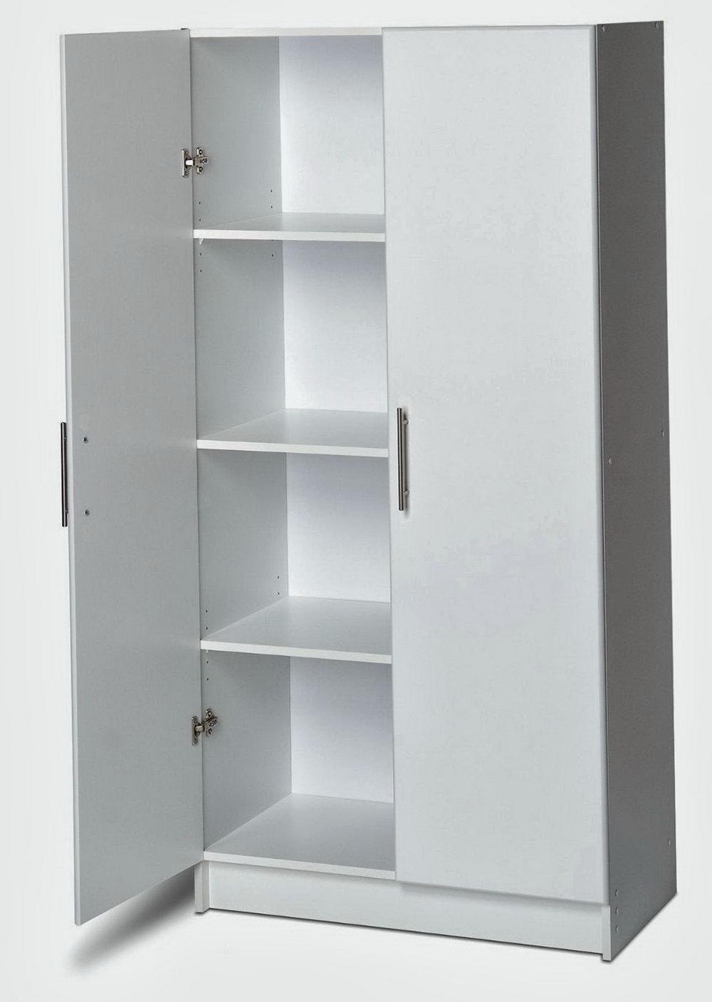Closetmaid Pantry Storage Cabinet White