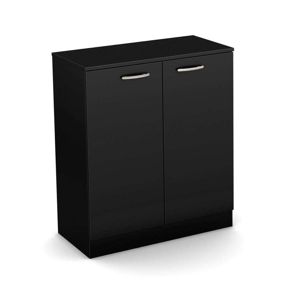 Closetmaid Storage Cabinet Black