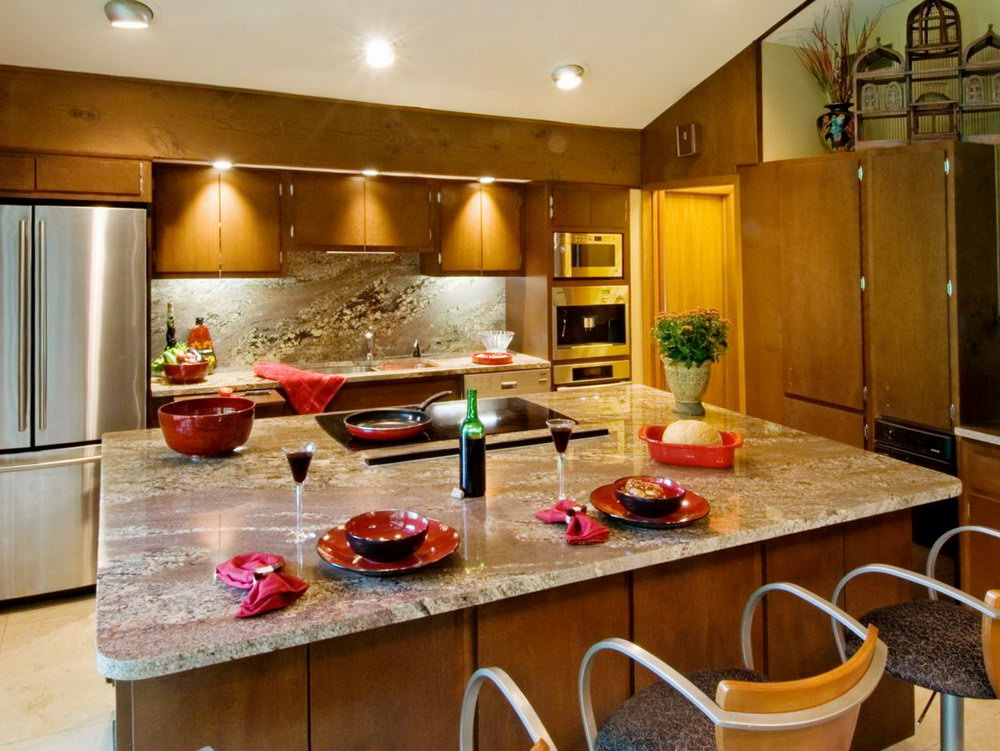 Contemporary Kitchen Cabinets Pictures