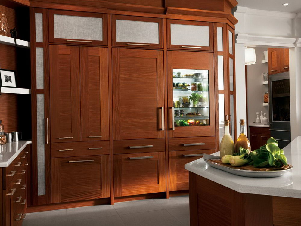 Custom Kitchen Cabinets Design Ideas
