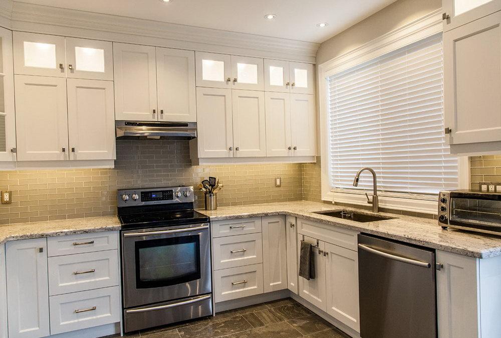 Custom Kitchen Cabinets Ideas