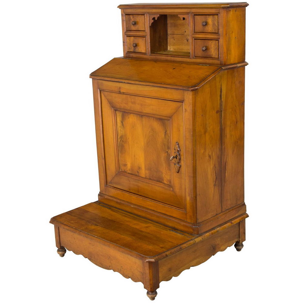 French Country Storage Cabinet
