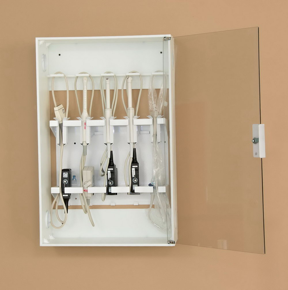 Grease Gun Storage Cabinets
