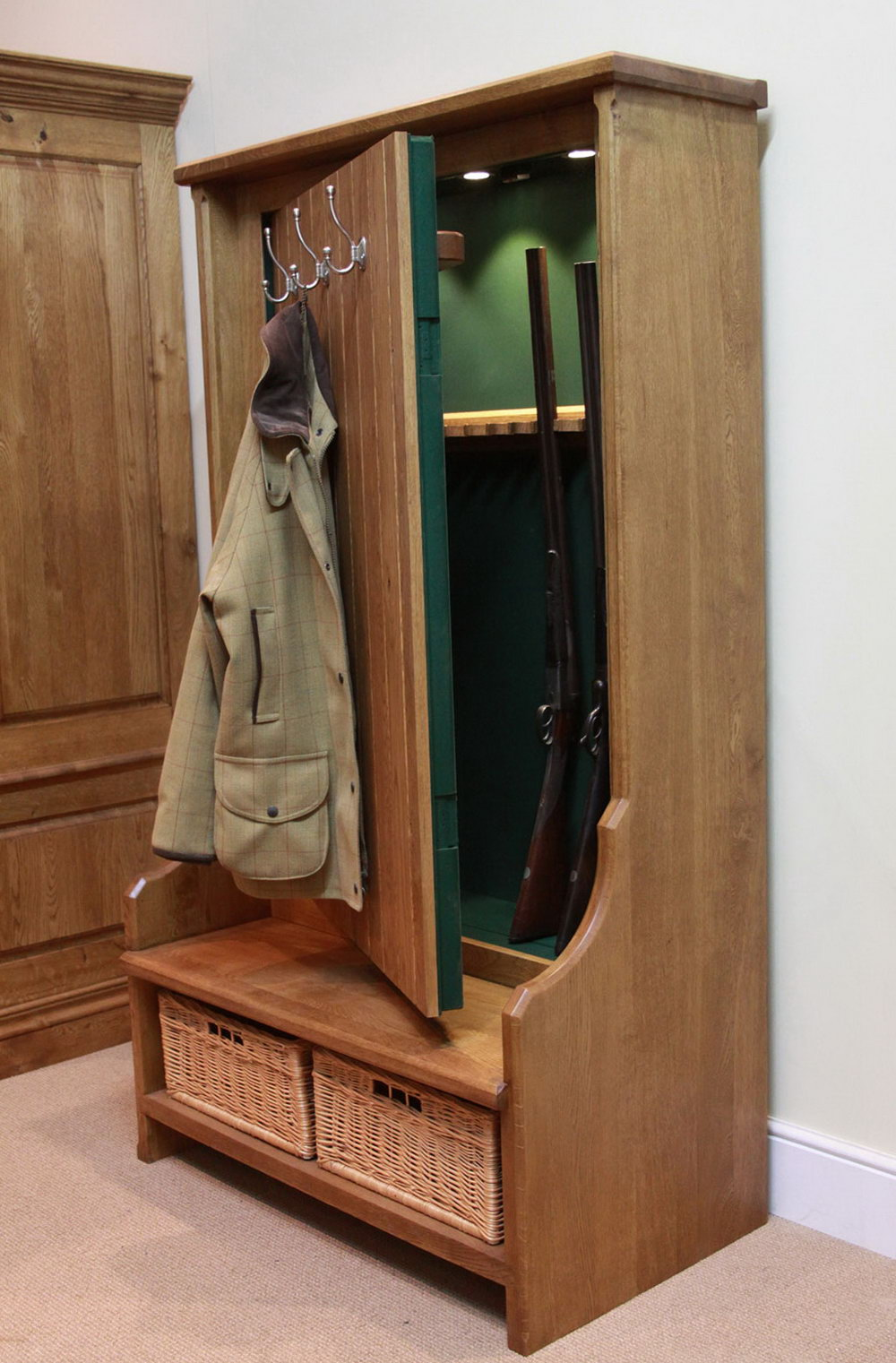 Gun Storage Cabinets For Sale