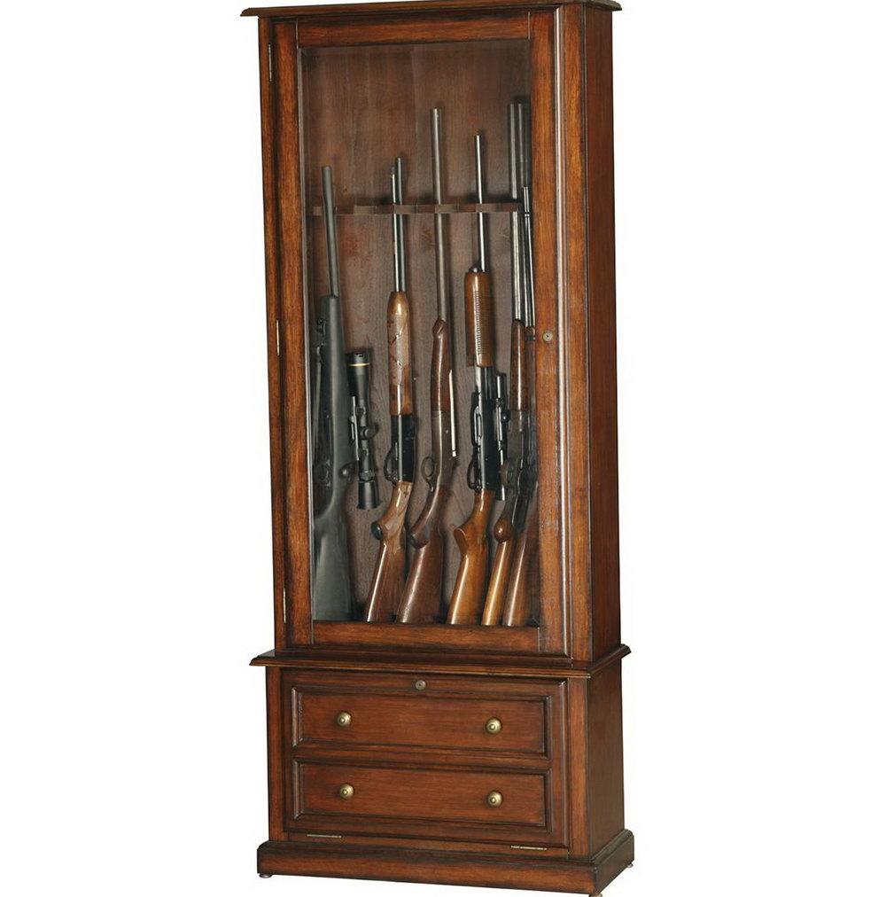 Gun Storage Cabinets Walmart