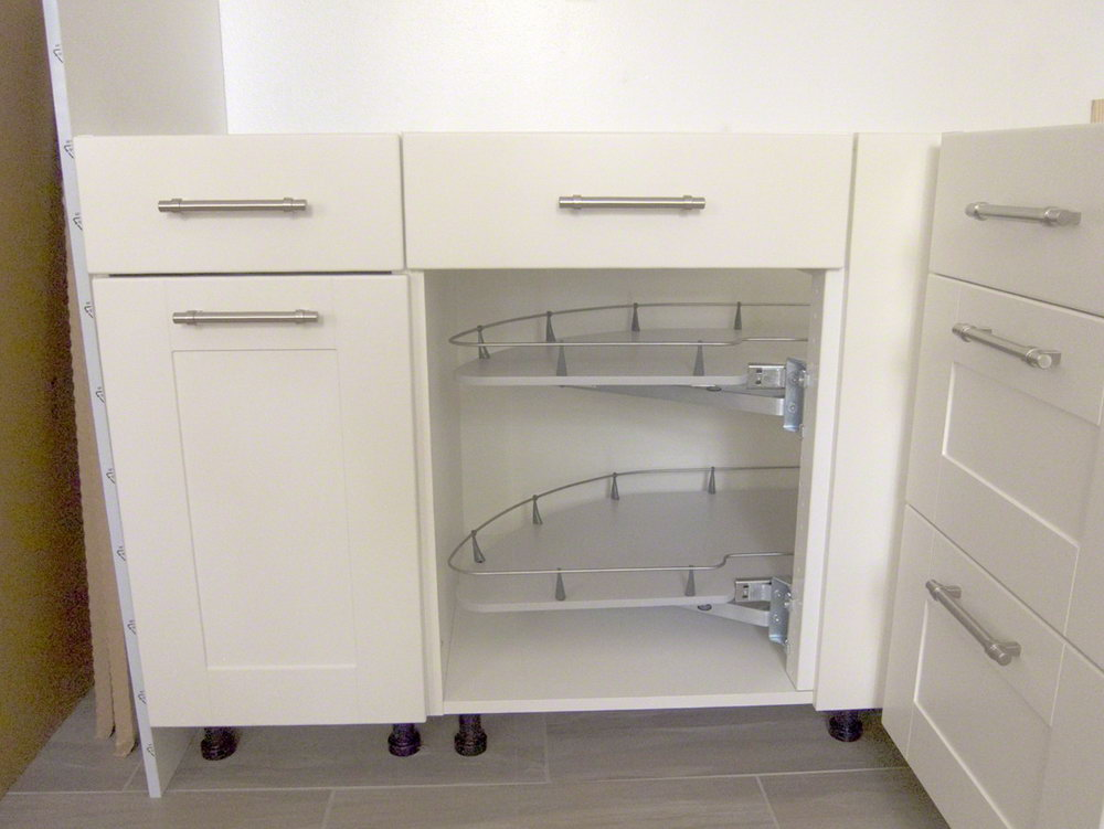 Ikea Kitchen Cabinet Storage Solutions