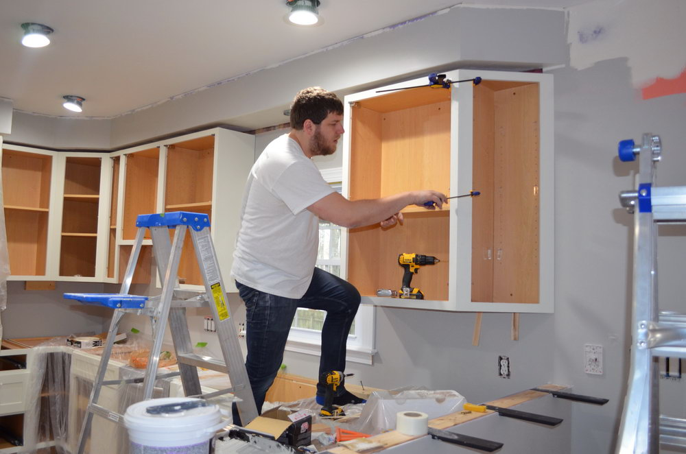 Installing Kitchen Cabinets Cost