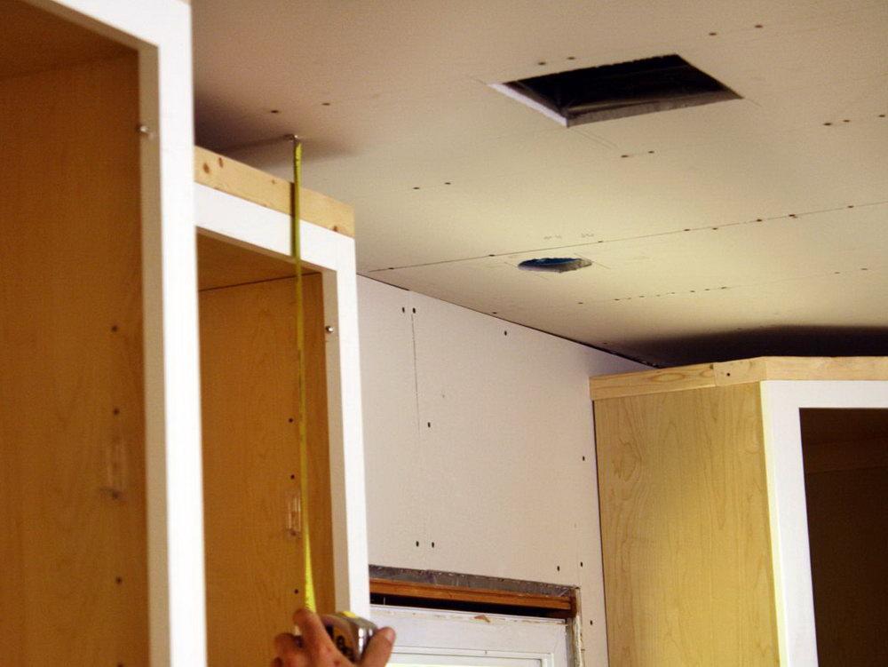 Installing Kitchen Cabinets Diy