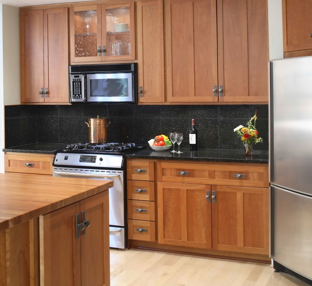 Kitchen Cabinet Colors With Light Floors