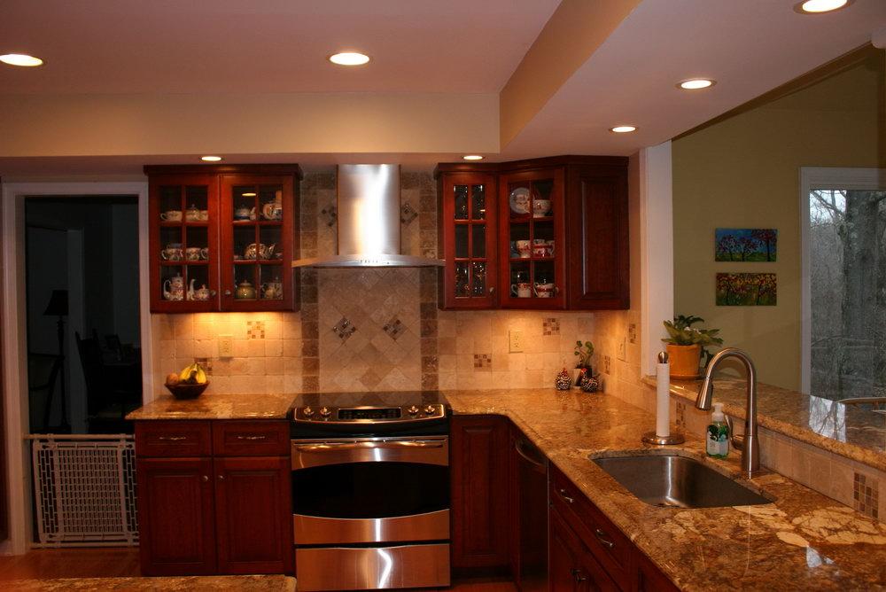 Kitchen Cabinet Cost Estimate