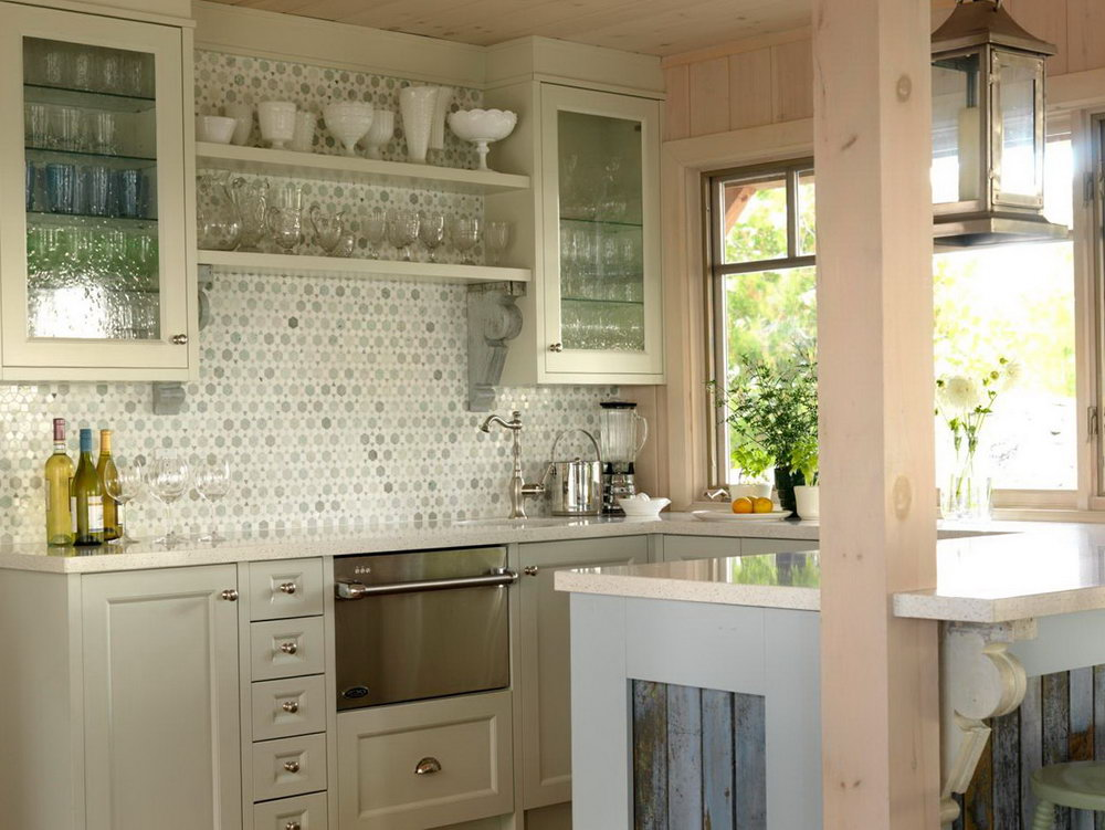 Kitchen Cabinet Doors With Glass