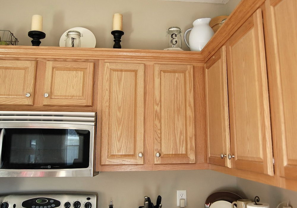 Kitchen Cabinet Hardware Placement Options
