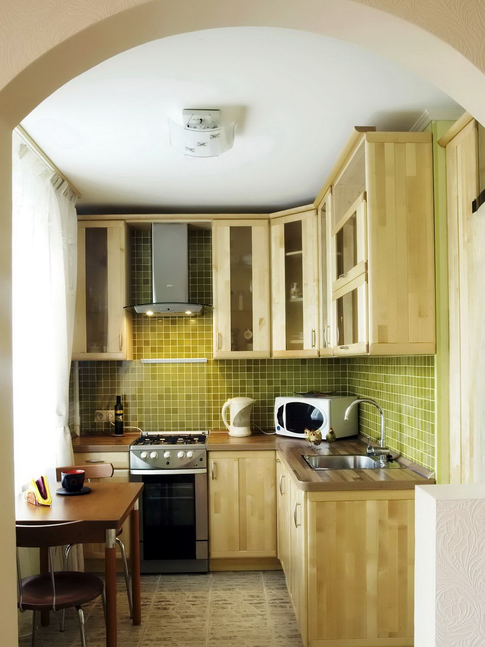 Kitchen Cabinet Ideas For High Ceilings